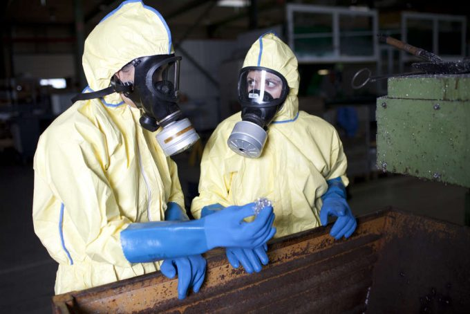 Cleaning Up Oil Spills in Southern California | Orange County Asbestos Abatement
